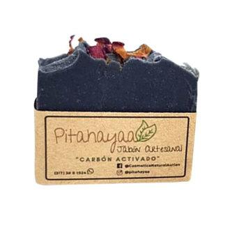 Pitahayaa - Jabón Artesanal Carbón Activado