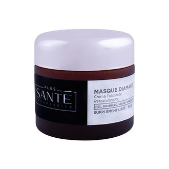 Plus Santé - Supplementaires Masque Diamant Crema Exfoliante Y Retexturizador 50g