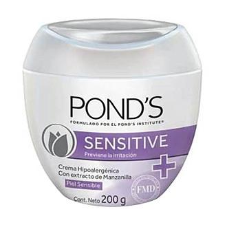 Ponds - Crema Sensitive Hipoalergénica