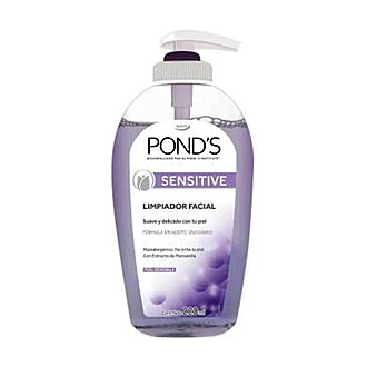 Ponds - Sensitive  Limpiador Facial