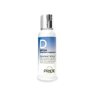 "Pride Live Nature - Crema Facial ""All In One"" DETOX"