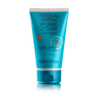 L'Oréal Paris - Pure Zone Gel Desincrustante