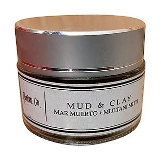 Raíces Co. - Mud & Clay - Mar Muerto + Multani Mitti