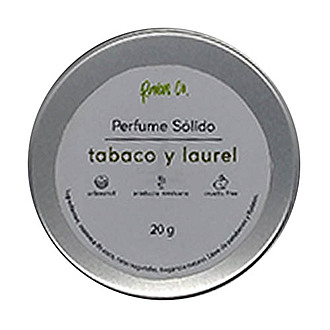 Raíces Co. - Perfume Sólido
