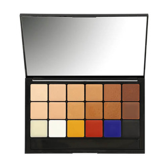 RCMA - Vincent Kehoe - 18 Part Foundation/Concealer Palette - KJB