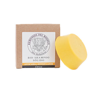 Remedios del Bosque - Bio Shampoo sólido Cítricos