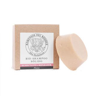 Remedios del Bosque - Bio Shampoo sólido Flores