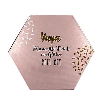 Yuya - Yuya Mascarilla Facial - Peel Off Con Glitter