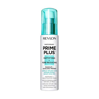 Revlon - Prime Plus Mattifying + Pore Reducing -Makeup + Skin Care Primer
