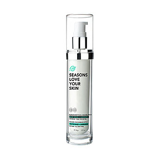 Seasons - Bloqueador Facial Aquagel FPS 50 Base Agua + Laminaria  65GR