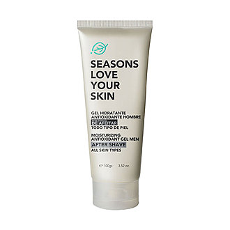 Seasons - 4 en 1 Gel Hidratante Antioxidante After Shave 100GR