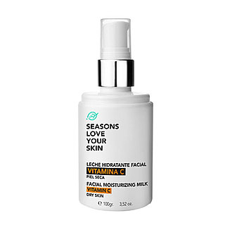 Seasons - Leche Hidratante Facial Vitamina C