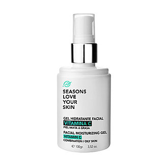 Seasons - Gel Hidratante Facial-Vitamina C