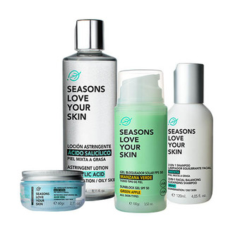 Seasons - Acne Treatments Package