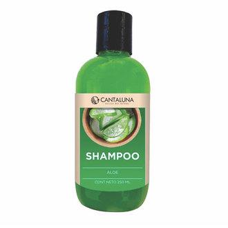 Cantaluna - Shampoo Aloe Anticaída