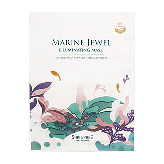 Shangpree - Marine Jewel Illuminating Mask