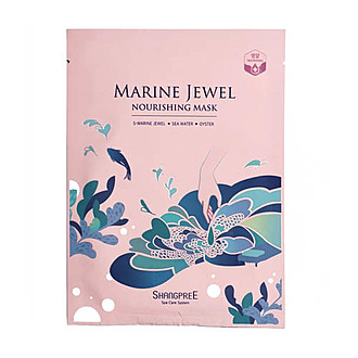 Shangpree - Marine Jewel Nourishing Mask