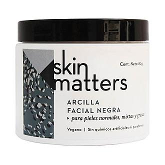 Skin Matters - Arcilla Facial Negra - Purificante 70 gr