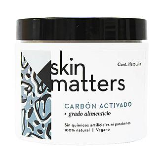 Skin Matters - Carbón Activado 30 g