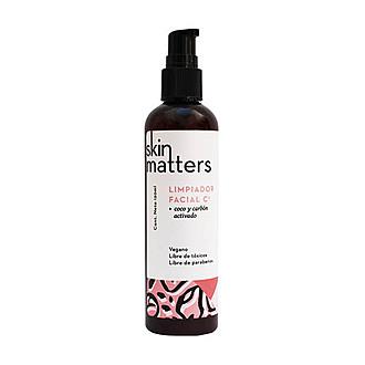 Skin Matters - Limpiador Facial C2 Coco + Carbón Activado 120 ml