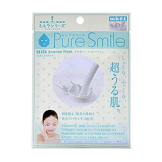 Sukin - Pure Smile Mascarilla Hidratante Con Proteína De Leche 23ml