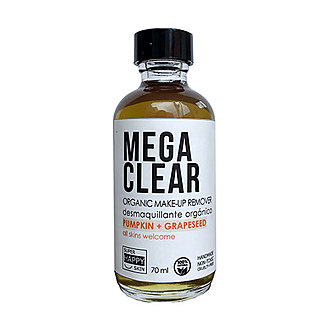Super Happy Skin - MEGA CLEAR organic make-up remover pumpkin + grapeseed