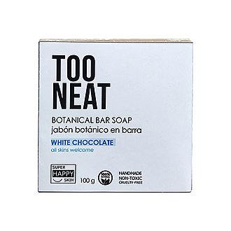 Super Happy Skin - TOO NEAT botanical bar soap white chocolate