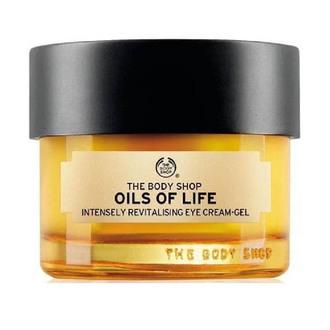 The Body Shop - Crema en Gel Contorno de Ojos Oils of Life