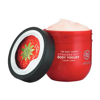 The Body Shop - Body Yogurt Fresa