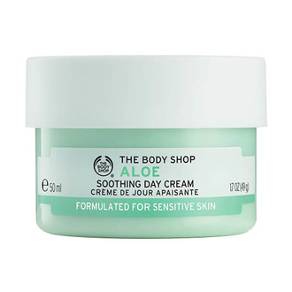 The Body Shop - Crema de Día Calmante Aloe