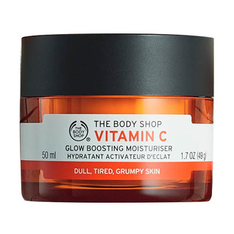The Body Shop - Crema Hidratante Iluminadora Vitamina C