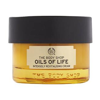 The Body Shop - Crema Intensamente Revitalizante Oils of Life