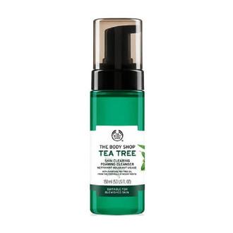 The Body Shop - Espuma Limpiadora Purificante Tea Tree