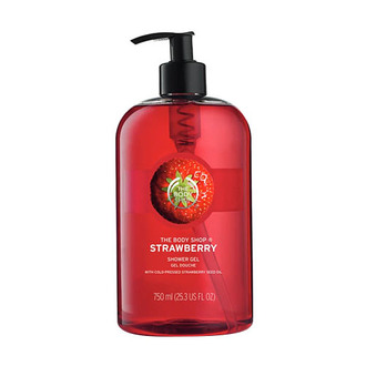 The Body Shop - Gel de Ducha Fresa