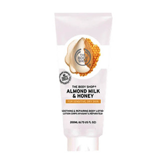 The Body Shop - Loción Corporal Restauradora Almond Milk & Honey
