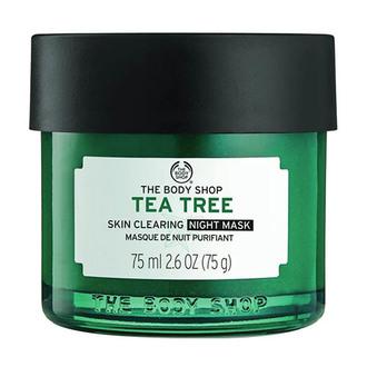 The Body Shop - Mascarilla Nocturna Tea Tree