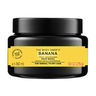 The Body Shop - Mascarilla Nutritiva de Plátano