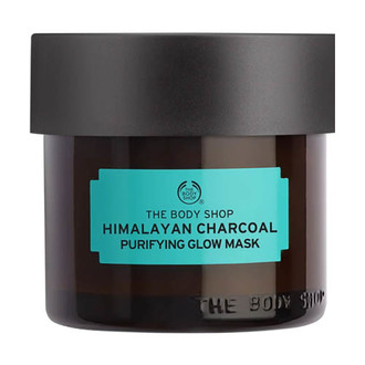 The Body Shop - Mascarilla Purificante Carbón del Himalaya