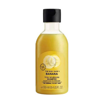 The Body Shop - Shampoo de Plátano Intensamente Nutritivo