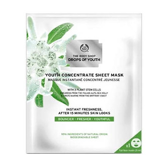 The Body Shop - Sheet Mask Drops of Youth™