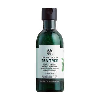 The Body Shop - Tónico Matificante Purificante Tea Tree