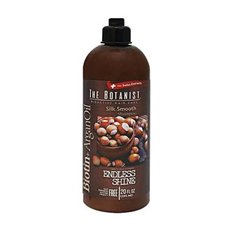 The Botanist - Shampoo The Botanist silk smooth biotin + argan oil endless shine 591 ml