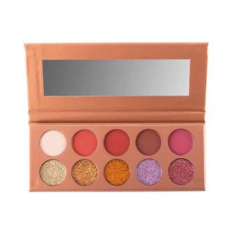 "Trend Beauty - Paleta ""ROSE GOLD GLITTER"""