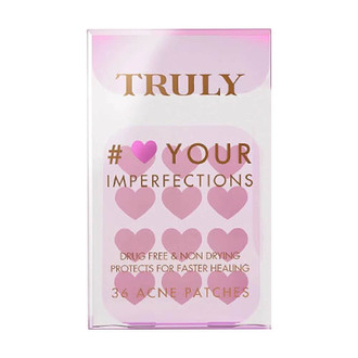 Truly - #Heart Your Imperfections Blemish Treatment Acne Patches