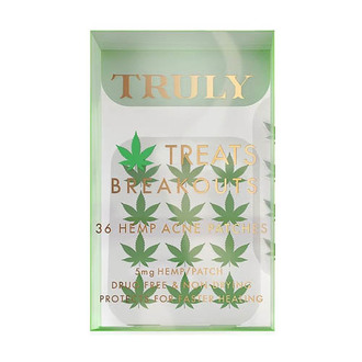Truly - Hemp Acne Patches