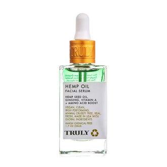 Truly - Hemp Oil Facial Serum | Suero