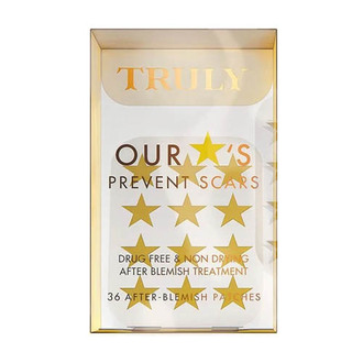 Truly - Our Stars Prevent Scars Acne Patches