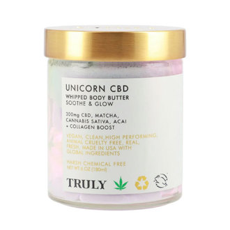 Truly - Unicorn Soothe & Glow Whipped Body Butter | Tratamiento Corporal