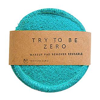 Try To Be Zero - Toallas Desmaquillantes Reusables