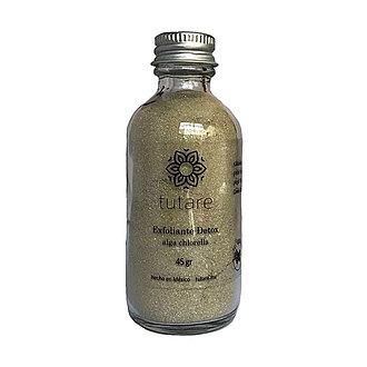 Tutare - Exfoliante detox alga chlorella